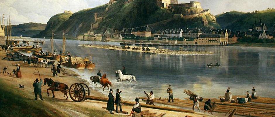 Johann-Adolf-Lasinsky-Koblenz-Ehrenbreitstein-1828